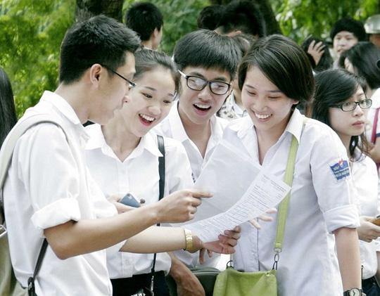 Học sinh trường trung cấp kinh tế kỹ thuật du lịch