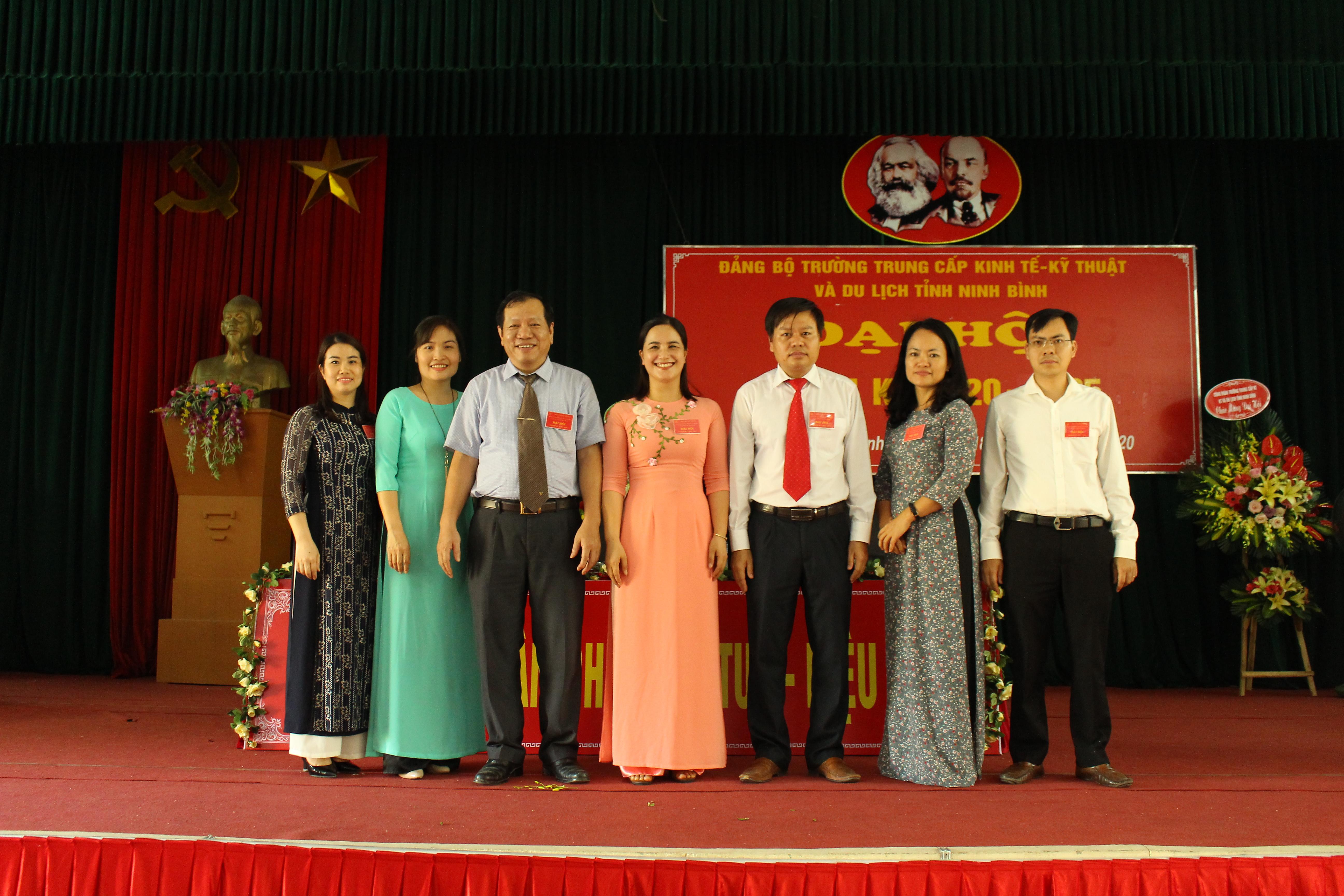 Đại Hội Đảng Bộ nhiệm kỳ 2020-2025
